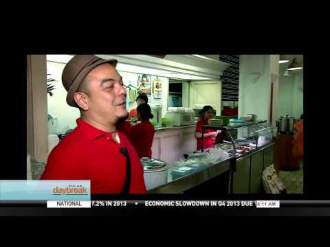 SOLAR DAYBREAK: A TOUR IN BINONDO, MANILA