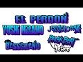 El Perdon - YoshiHirano Ft JessicaDeeng [BASSGILANO] -=ReaggeJump=-  -=FULL=-