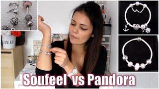 PULSERA SOUFEEL VS PANDORA REVIEW