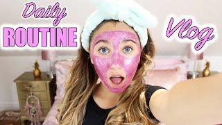 My Daily ROUTINE Vlog!   Rosie McClelland