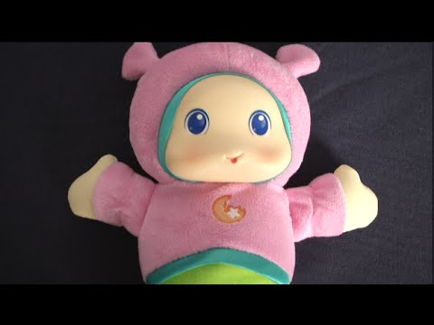 Glo Worm Snuggle /& Soothe 9 Doll