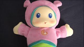 Playskool Lullaby Gloworm from Hasbro