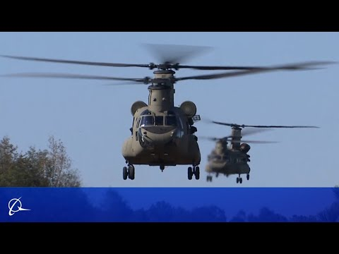 H-47 Chinook: Versatility in Flight