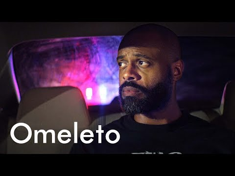 2 Black men get pulled over by a cop on a power trip.   Stop