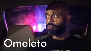 2 black men get pulled over by a cop on a power trip. | Stop