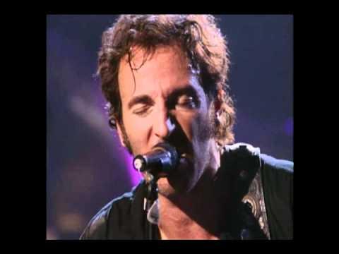 Bruce Springsteen I Wish I Were Blind.wmv