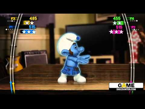 The Smurfs Dance Party Game Trailer (Wii & DS). Koop Al Je Games Bij Gamediscounter.com!