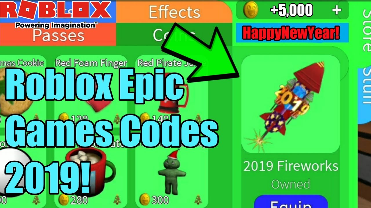 2019 April Roblox Codes Epic Minigames Roblox Epic Games Codes 2019 Youtube