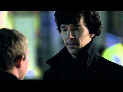 Sherlock 1x01   Good shot