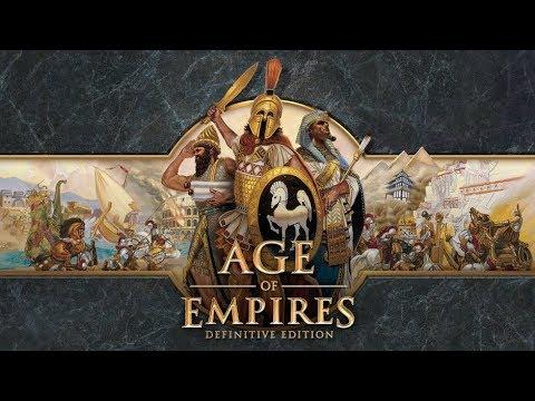 РЕТРО стрим. Age of Empires - стратегия моего детства.