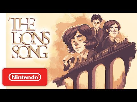 The Lion's Song Launch Trailer - Nintendo Switch
