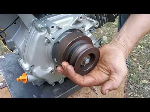 Автоматическая муфта сцепления на вал 25 мм (Как работает центробежное сцепление)