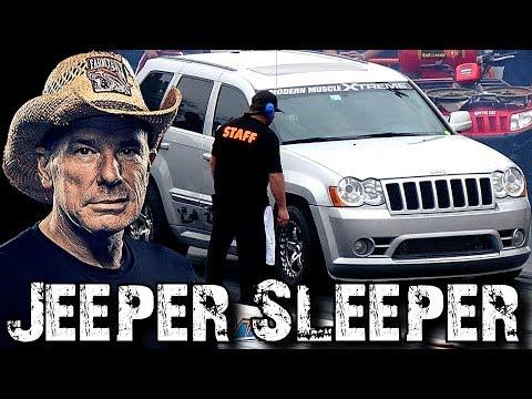 Street Outlaws FarmTruck Races Jeeper Sleeper