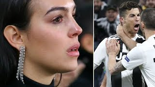 Gambar cover Georgina Rodriguez' moving letter to Cristiano Ronaldo after Juventus-Atlético - Oh My Goal