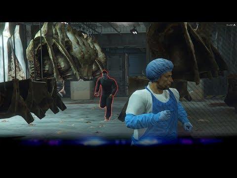 Achtervolgd in verlaten slachthuis - Michael Myers - Slachthuis - Ep4  Noway (GTA 5 MP + Mods)
