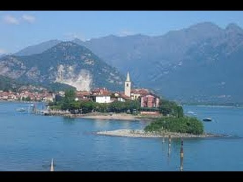 Italie Piémont les iles Borromées du lac Majeur