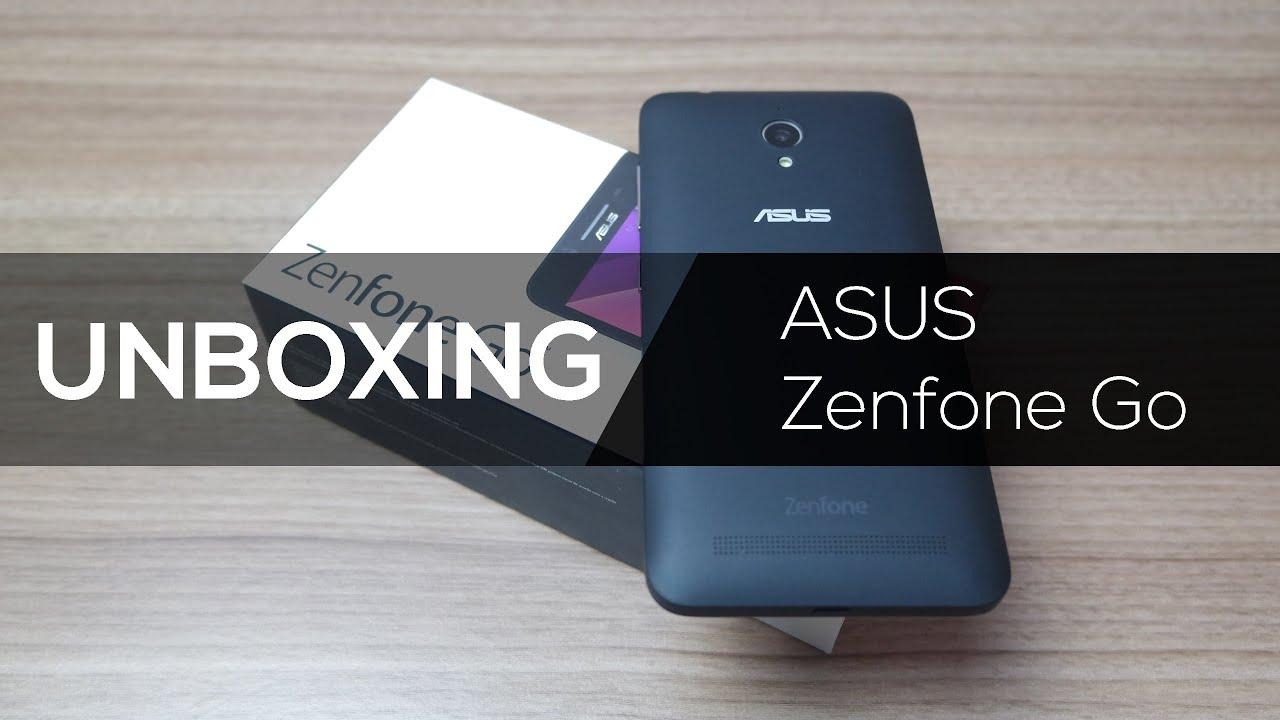 ASUS Zenfone Go Bumper Case
