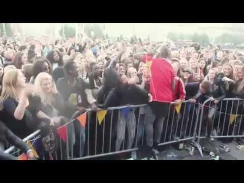 Eddy Kenzo Performance @ DISTORTION FESTIVAL 2015 DENMARK