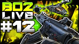 cod bo2 m27 vtol warship live w elite 12 call of duty black ops 2 multiplayer gameplay