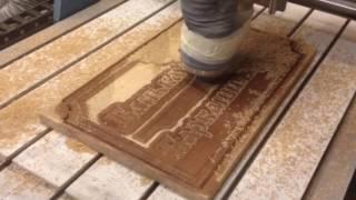 Изготовление вывески из дерева на заказ(, 2017-01-29T17:53:35.000Z)