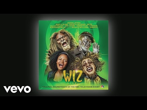 Elijah Kelley, Original Television Cast of the Wiz LIVE!  You Can't Win