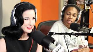 Dita Von Teese on Being one of the First on Playboy's Cover + Creating 'Your Beauty Mark'