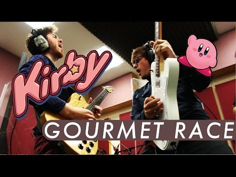 GOURMET RACE (Kirby Super Star Cover)- Punch The Sky