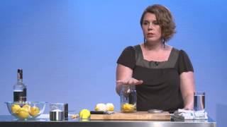 How To Make Homemade Limoncello With Genevieve Brazelton
