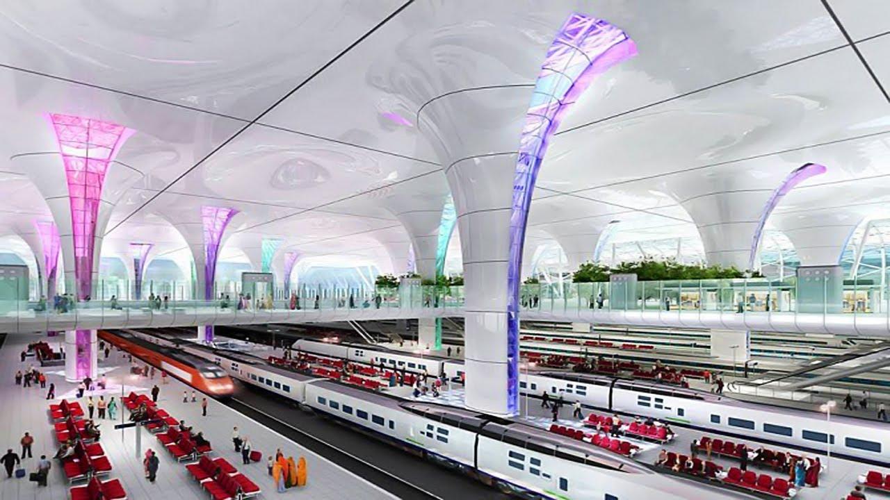 Modernization of indian railway