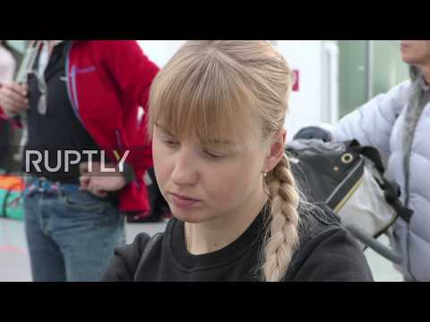 Germany: Russian cross-country