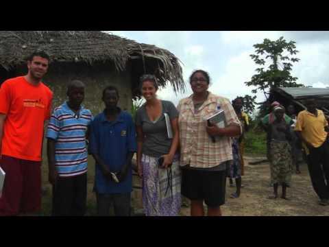 Global Witness, Liberia