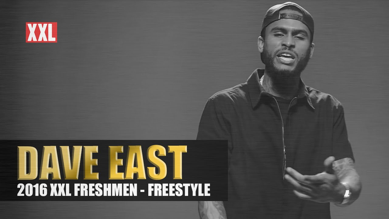 Dave East XXL Freshman Freestyle