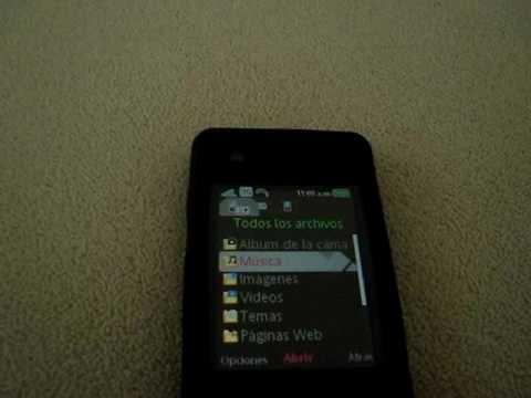 Sony Ericsson C510 Flash