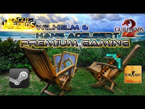 [HD, German] P1 - BATTLEBLOCK THEATER - Premium Gaming by Wilhelm & Hans Adelbert