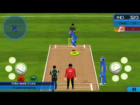 Cricket Play 3D Live The Game Android Gameplay thumbnail