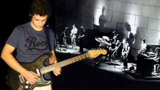 Pink Floyd - Mother Solo Cover Live Version HD