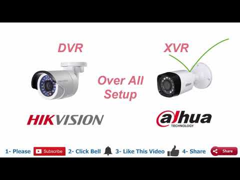 Hikvision VS Dahua - Best CCTV Brand ? - YouTube