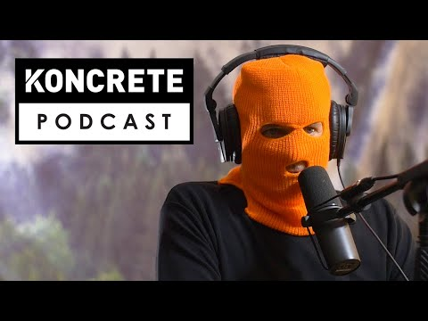 One Step From Pablo Escobar   KONCRETE Podcast #38