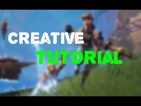 How To Make A Pixel Art In Creative Fortnite Battle Royale