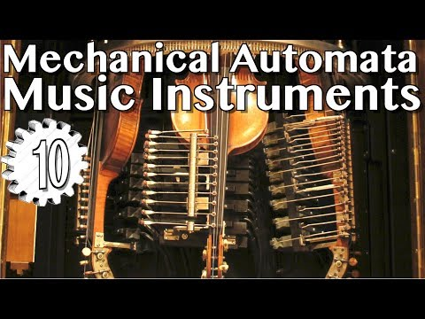 Top 10 Amazing Music Instruments at Speelklok Museum