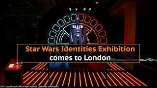 Star Wars Identities Exhibition Comes To London