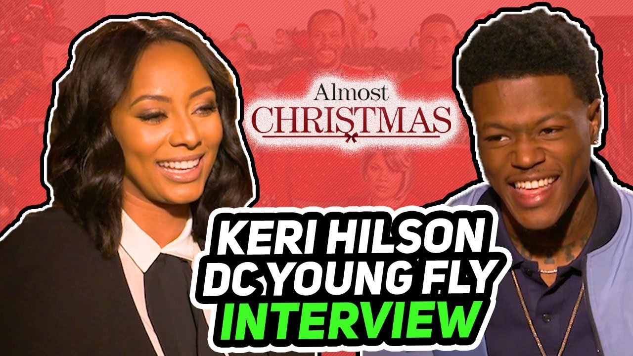 Almost Christmas Keri Hilson.Es Archive Almost Christmas Dc Young Fly Keri Hilson Interview