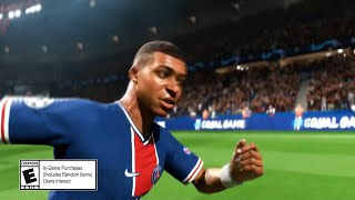 FIFA 21 PS5 (NEXT-GEN)