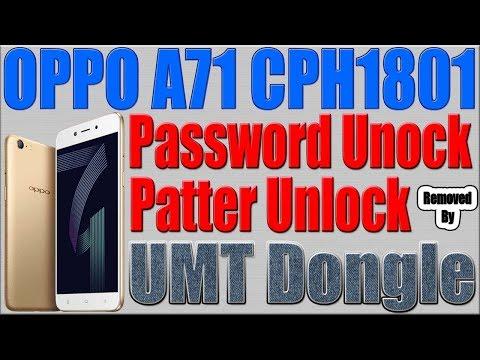 ppo A71 CPH1801 Pattern Lock Remove - Myhiton