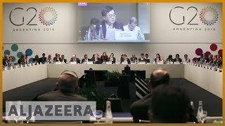 🇦🇷 Argentina 2018: G20 calls for trade dialogue | Al Jazeera English