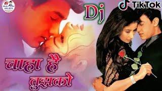 chaha hai tujhko new version Hindi Love DJ Ashutosh Maurya
