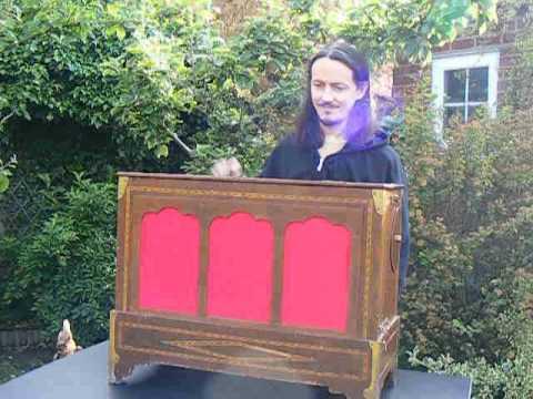 Barrel Organ With A Secret