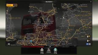 Map Promods, Rus Map und Southern Map Russia