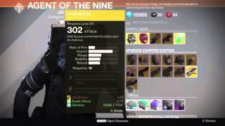destiny xur week 16 armamentarium achlyophage symbiote claws of ahamkara no land beyond sniper