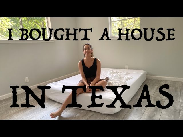 From California to Texas: I finally bought my first home ft. Realtor Lea Gonzalez